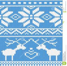 knitted pattern with deer jpg stock photography image 22588432