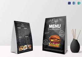 35 cafe menu templates u2013 free sample example format download