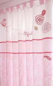 Nursery Curtains Uk Forever Friends Baby Curtains Beautiful Pink Baby Izziwotnot