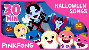the best songs of halloween compilation pinkfong songs for