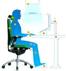 chaise bureau ergonomique fauteuil bureau ergonomique siege antilles bureaux chaise bureau