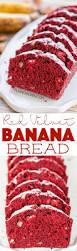 red velvet banana bread plain chicken
