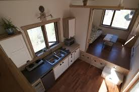 Houses With Lofts by The V House By Nelson Tiny Houses Tiny Living
