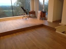 wood or laminate flooring home decor