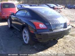 used chrysler crossfire parts