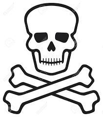 skull and bones pirate symbol skull and cross bones skull