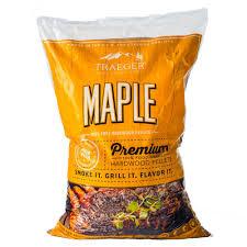 308 best snacks images on traeger maple hardwood pellets pel308 the home depot