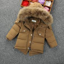 pare prices on boys real fur hooded coat online shopping