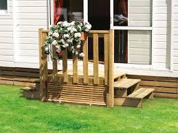 soubassement bois kit accessoire mobil home et terrasse mobil home terrasse mobil home