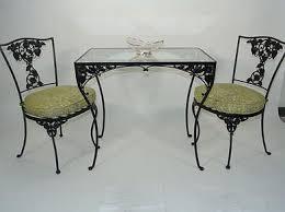 Brown Jordan Patio Set by 135 Best Vintage Wrought Iron Aluminum Patio Furniture Images On