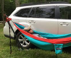 gear junkies no trees no problem eno roadie hammock stand