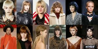 women u0027s haircuts fall winter 2016 2017 long medium short hair