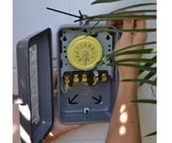 how to install an intermatic t104 timer inyopools com