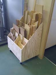 scrap wood storage cart workshop ideas pinterest storage