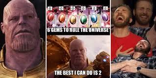 Avengers Meme - 25 avengers memes that show thanos is doomed screen rant