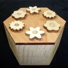 11 best puzzle boxes with free plans images on pinterest