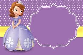 sofia the birthday princess sofia template passionative co
