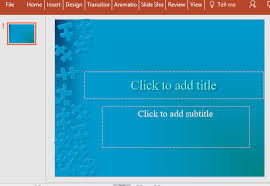 Free Jigsaw Puzzle Powerpoint Template Puzzle Powerpoint Template Free