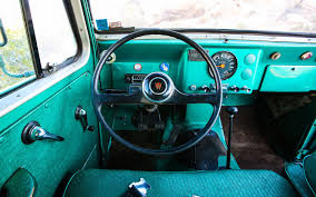 willys jeep interior 1963 pickup interior