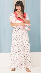 maternity nightwear feeding nighties maternity nightwear nursing dress clovia