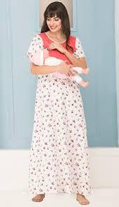 maternity nightwear feeding nighties maternity nightwear nursing dress clovia