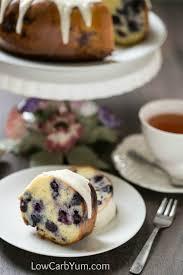 lemon blueberry pound cake recipe gluten free low carb yum