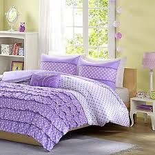 Girls Queen Size Bedding Sets by Queen Size Comforter Set 4 Piece Bedding Sets Purple Teen Girls