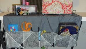 How To Make A Sewing Table by How To Make Fabric Fortune Cookies U2013 The Bare Threads