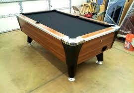 Brunswick Table Tennis Table 7 Pool Table Superior Playcraft 7 U0027 Sprint Pool Table With