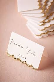 place cards glitter dipped place cards 10 in sale bhldn