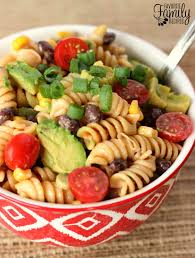 bbq ranch pasta salad favorite family recipes