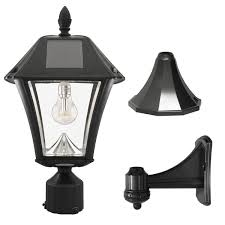 Best Solar Garden Lights Review Uk by Gama Sonic Solar Lighting