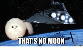 Moon Meme - thats no moon memes thats no moon meme on me me