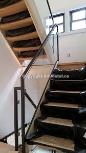 Contemporary Banisters And Handrails Modern Stair Railings U0026 Handrails Toronto Mississauga Gta