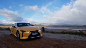 lexus warranty south africa lexus lc 500 arrives in south africa with 5 0 litre v8