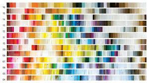 colours past dulux