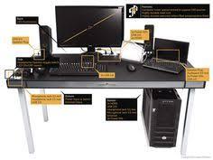 gaming desk paragon gaming desk the paragon gaming desk is a