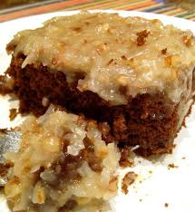gooey german chocolate sheet cake recipelion com