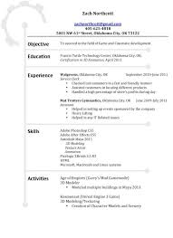 Walgreens Resume Sample Resume With Certifications Sample Resume For Sample Resume