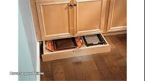 Thomasville Kitchen Cabinets Review Furniture Mocca Thomasville Cabinets With Black Handle For