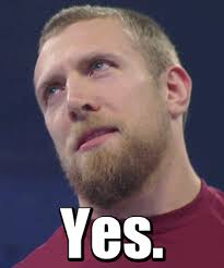 Yes Meme Gif - daniel bryan yes gif find share on giphy