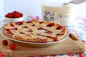 raspberry recipes fresh raspberry pie recipe dessert recipes pbs food