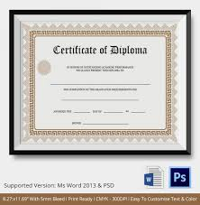 ged template ged certificate template diploma certificate template 25