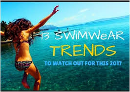 Summer 2017 Honeymoon Trends by 13 Swimwear Trends To Watch Out For This 2017 Lookbook