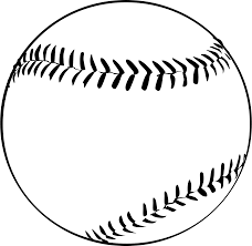 printable baseball field clipart best silhouette u0027s pinterest