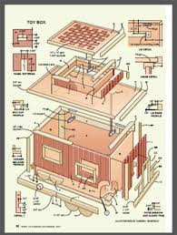 Woodworking Plans Toy Chest by Woodworking Vdo