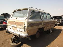 jeep wagoneer 1989 junkyard find 1989 jeep grand wagoneer the truth about cars