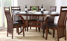 Black Oval Dining Room Table - black oval dining table with leaf comfortable oval dining table