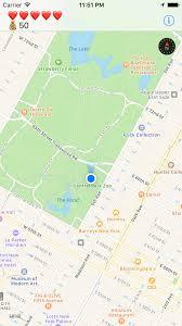 Map Central Park Advanced Mapkit Tutorial Custom Tiles