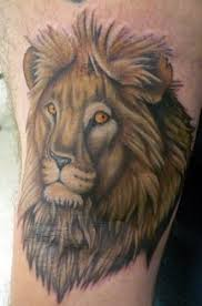 lion tattoo designs for girls tattoomagz